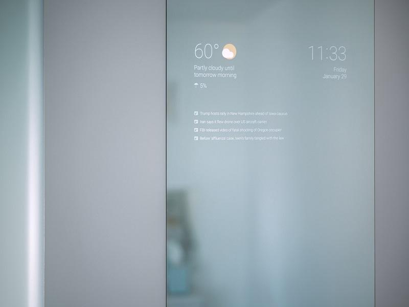 espejo con Android