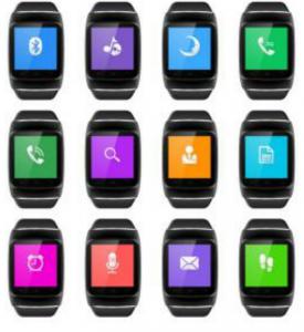 gizlogic- Unotec Smartwatch BT2 -3utilidades