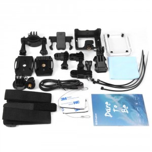 Los accesorios que trae la Elephone Explorer Pro nos permitirán disfrutar de este dispositivo de mil formas.