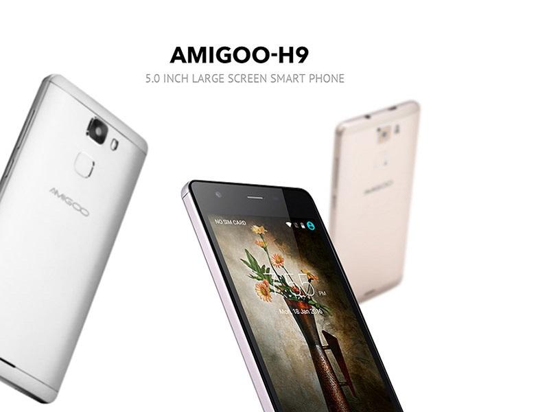 AMIGOO H9