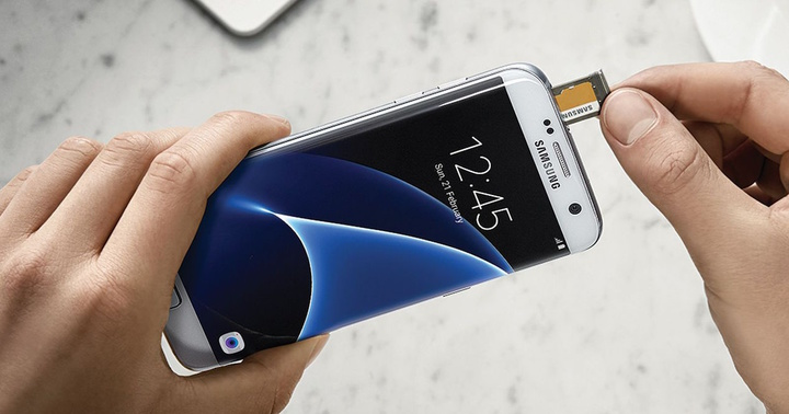 Comprar un Galaxy S7 Edge