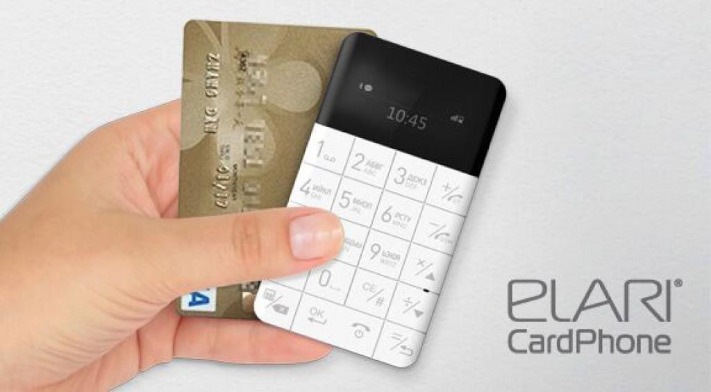 Elari Card Phone 2