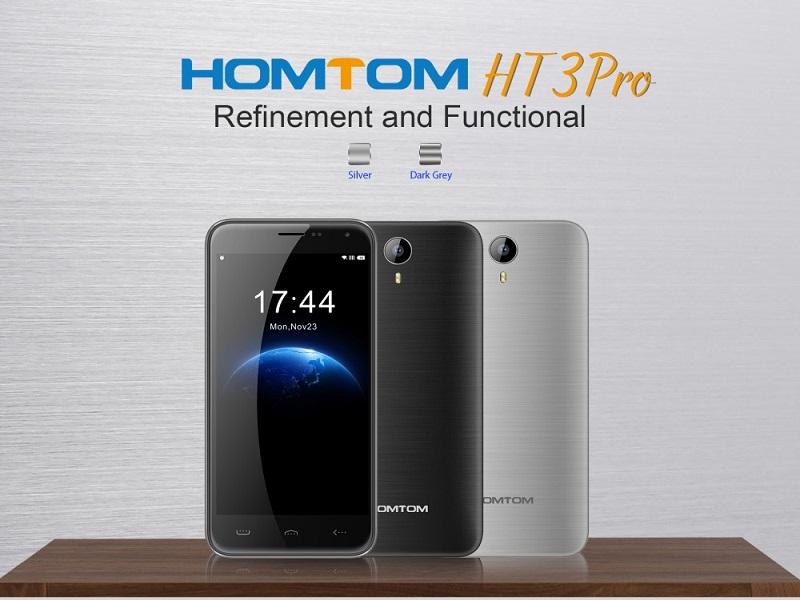 Homtom HT3 Pro