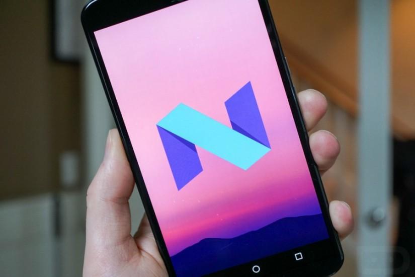 Novedades de Android N