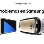 Problemas del Galaxy S7