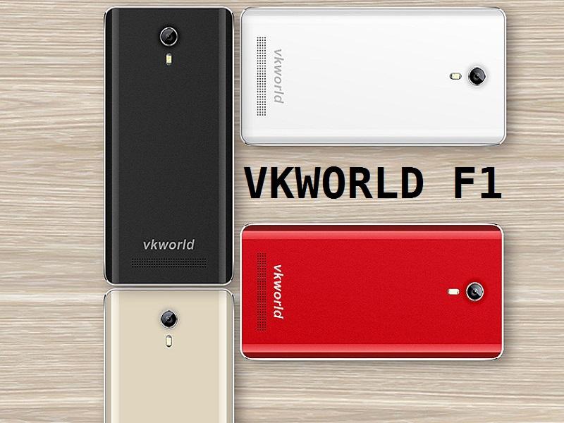 VKworld F1 Gold