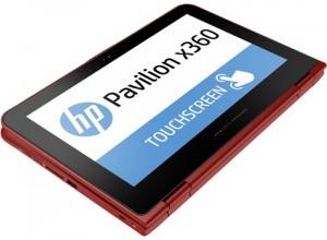 La pantalla táctil del HP Pavilion X360 es perfecta para no necesitar nada más que un dedo para usarlo.