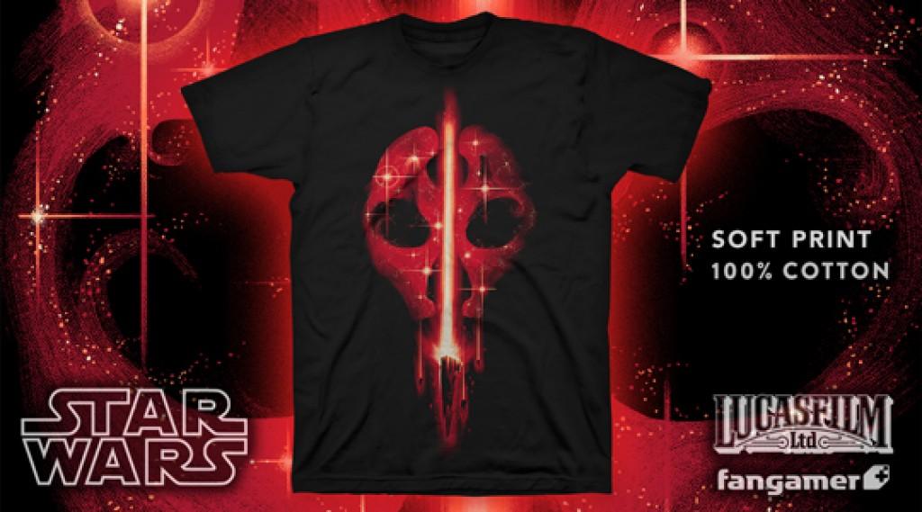 La mayor recompensa que podemos conseguir en el Humble Bundle Star Wars II es una camiseta especial de la saga de videojuegos.
