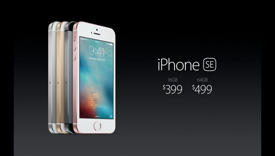 nuevo Iphone SE