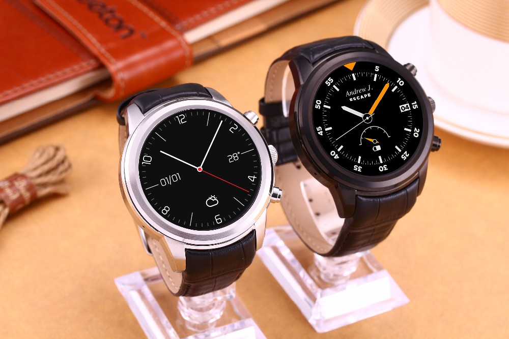 Android X5Smartwatch Con 4 4 3g Finow W2YE9DIH