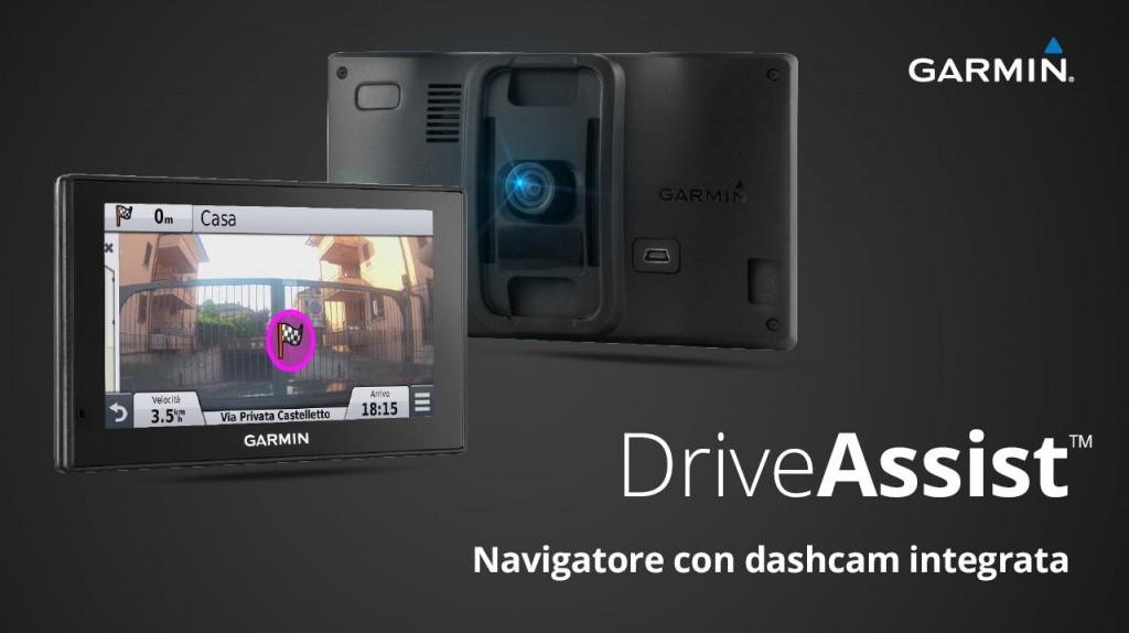 Garmin DriveAssist 2