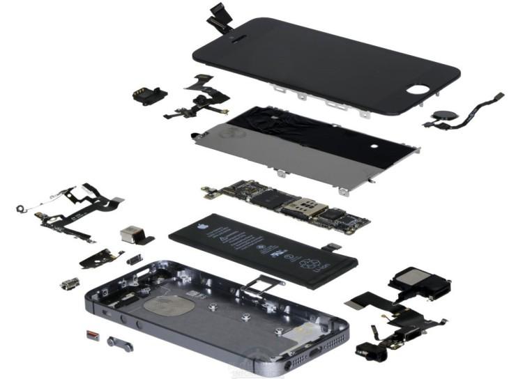 Gizlogc_iPhone-SE-coste piezas