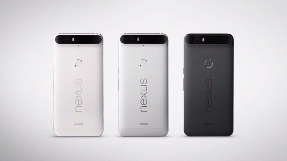 Nexus 6P 2016