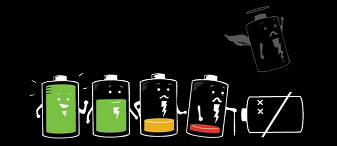 batería ultraduradera