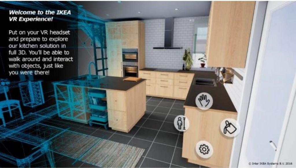 Ikea App De Realidad Virtual Para Dise Ar Cocinas