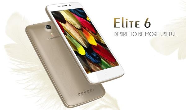 Leagoo Elite 6