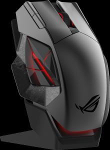Un diseño muy cuidado para un ratón de muy alta gama.