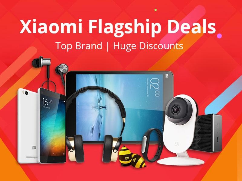 ofertas flash de Xiaomi