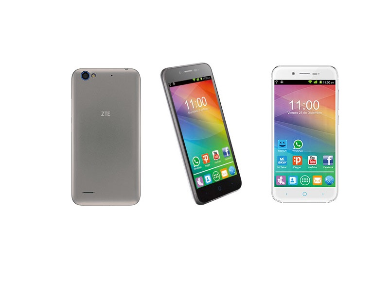 And zte blade a460 kaina different colors