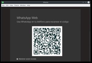 whatsappenlinux