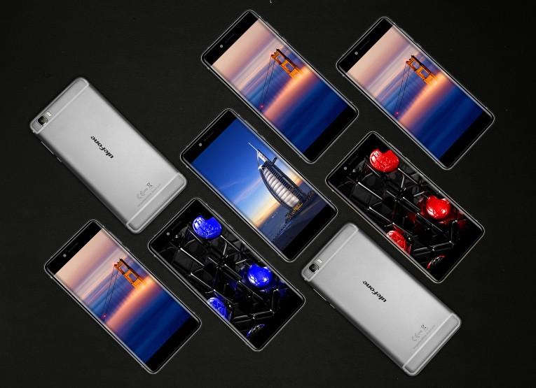 Ulefone Future es un acercamiento a la gama alta