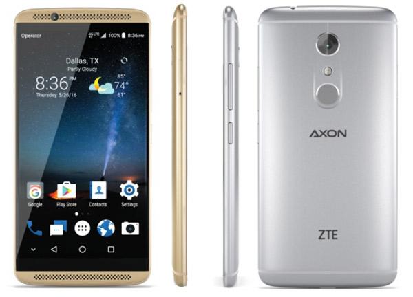 Gizlogic-ZTE Axon 7