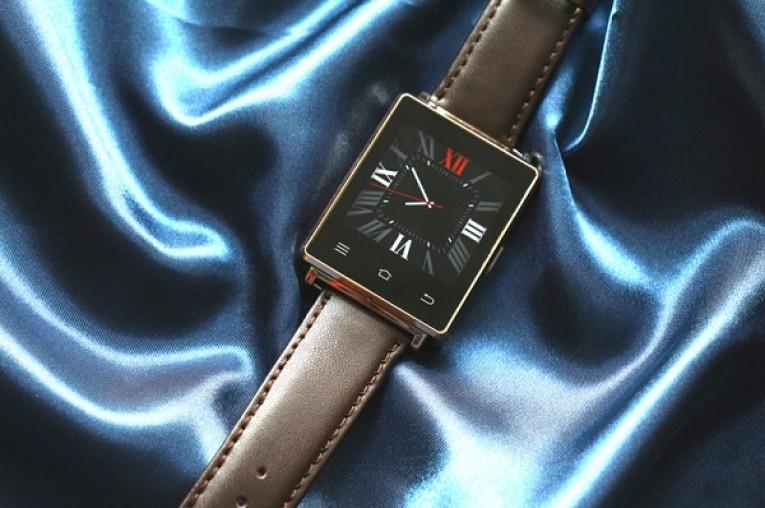 No.1 D6 es un reloj con Android sin parecerlo