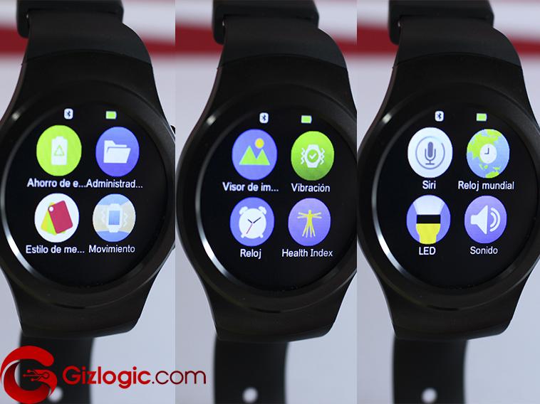 Un completo set de funciones que pocas veces reúne un smartwatch