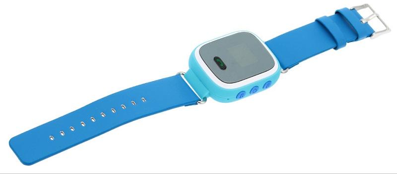 El Reloj y tracker GPS es simple pero completo
