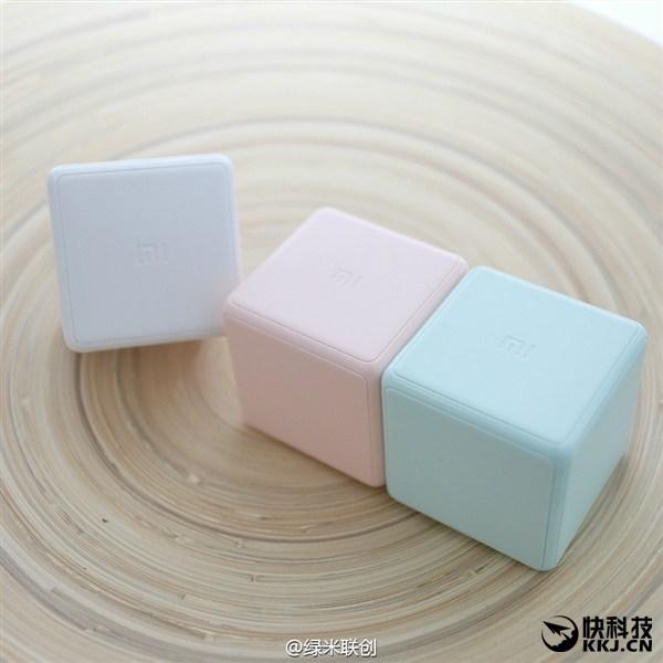 Colores del Xiaomi Mi Cube