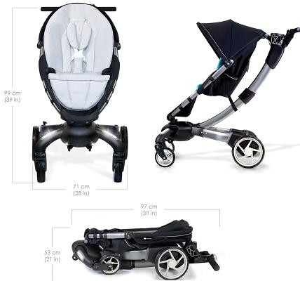 4moms carrito