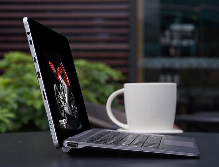 Chuwi Hibook Pro es una pequeña portátil ideal