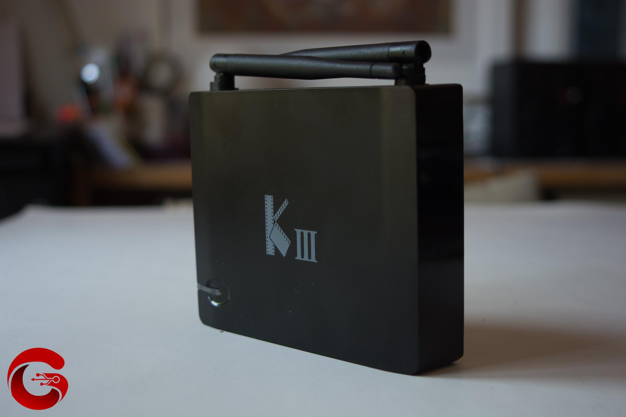 TV Box KIII Portada