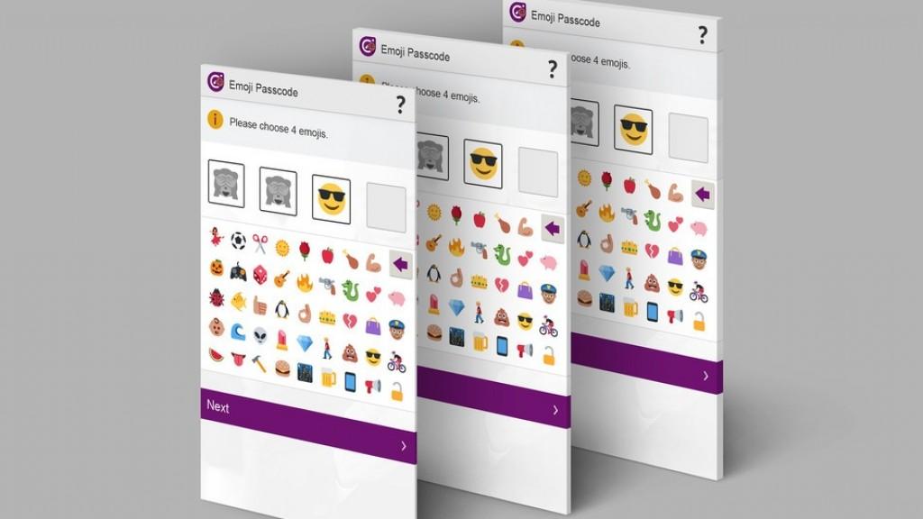 Emoji Passcode 2
