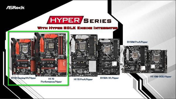 Gizlogic-ASRock-placas base Hyper OC