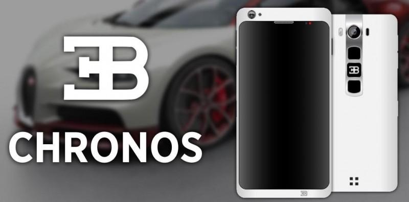 Bugatti Chrono