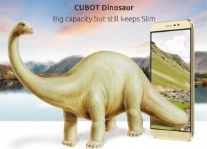Cubot Dinosaur