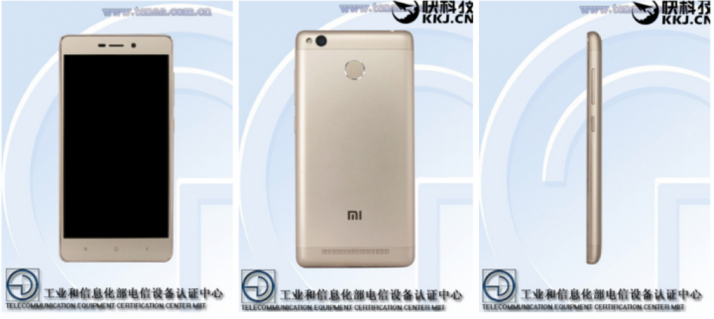 Gizlogic-Xiaomi Redmi 3A