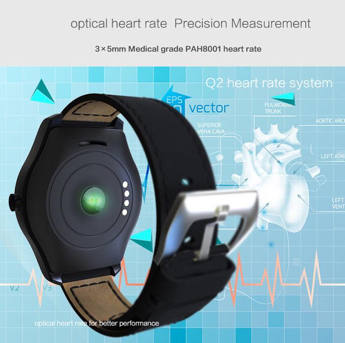 Q2 Siri Smartwatch