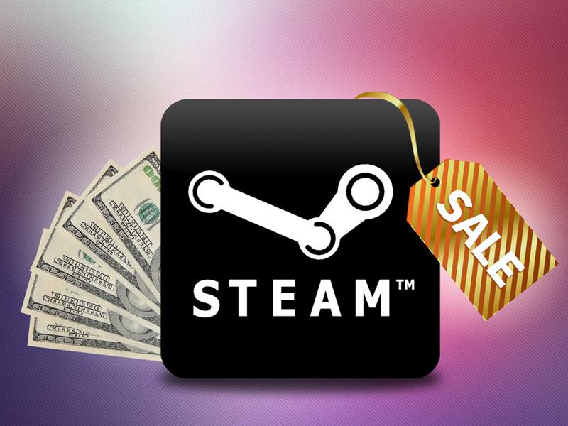 Rebajas de verano en Steam
