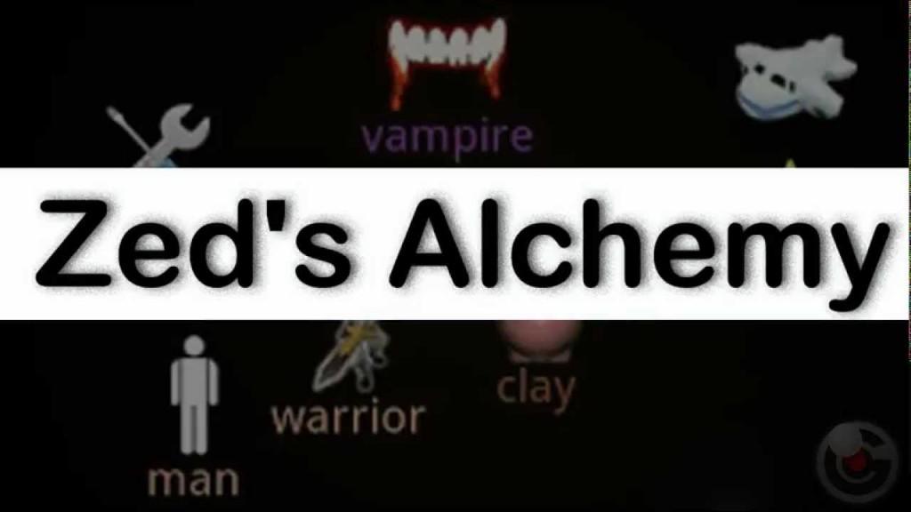 Juegos para movil: Zed's Alchemy