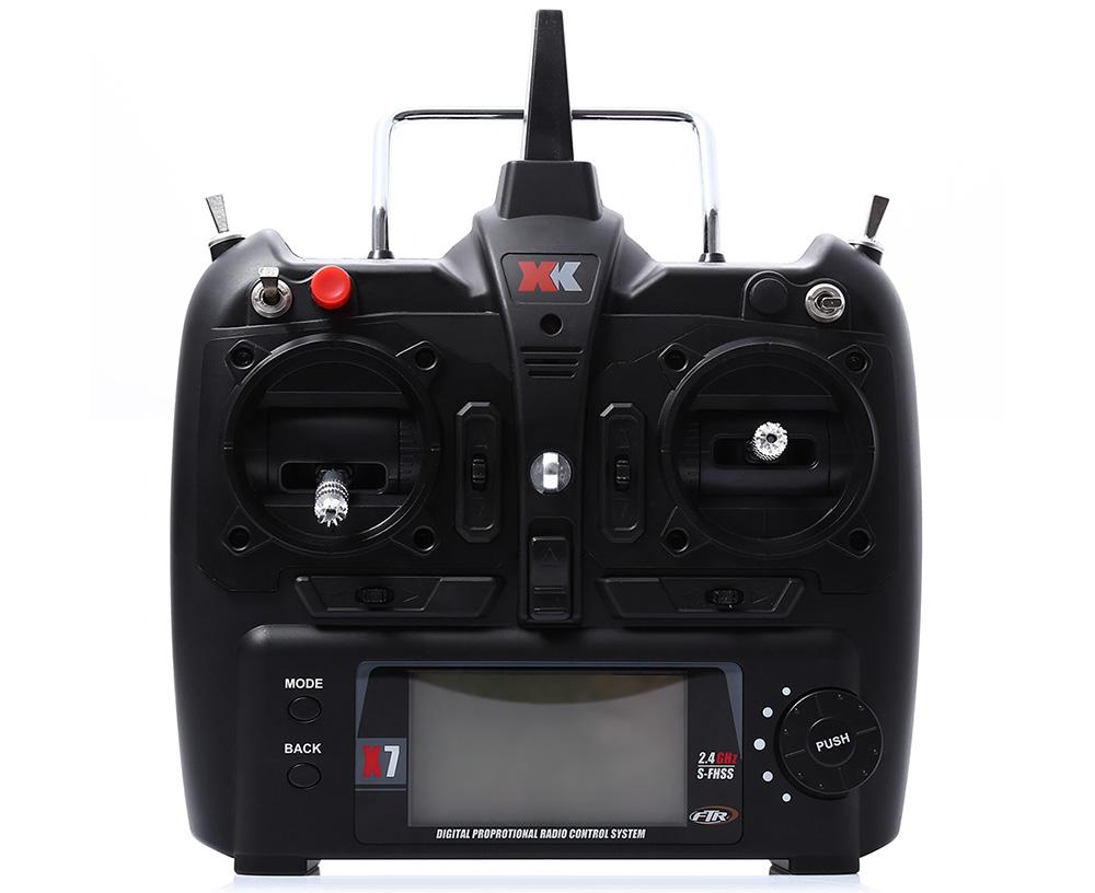 transmisor x7