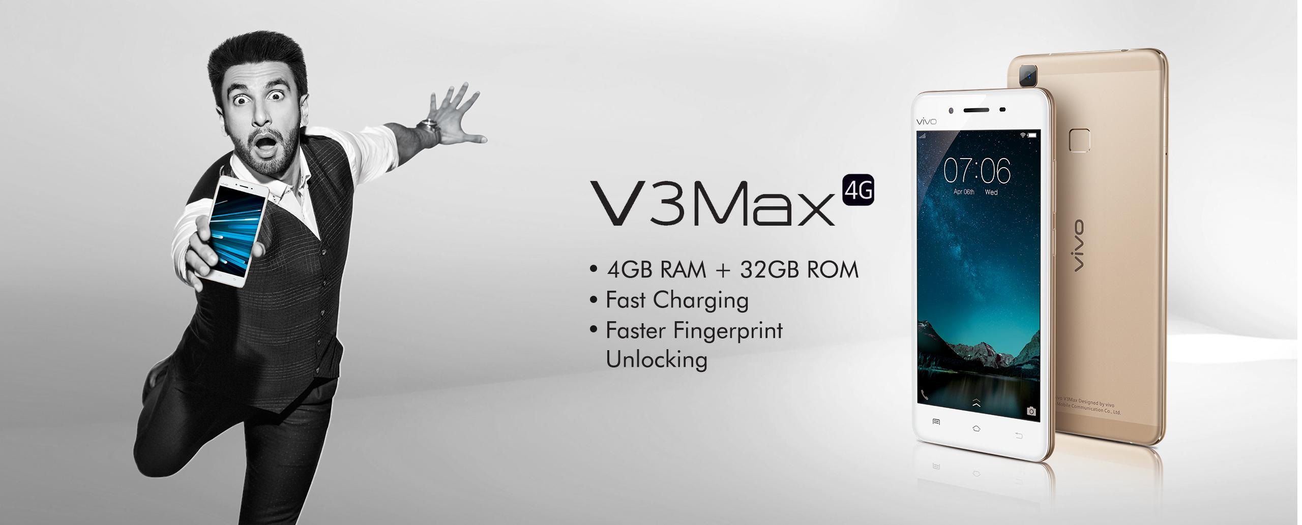 Gizlogic- Vivo V3 Max