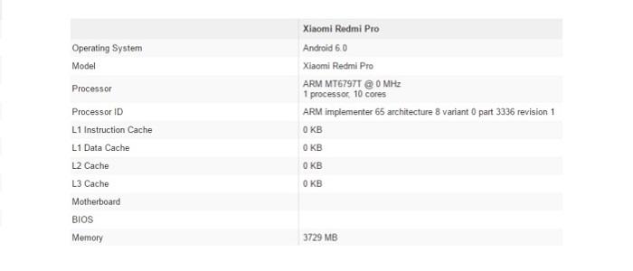 Gizlogic-Xiaomi Redmi Note 4 Xiaomi Redmi Pro