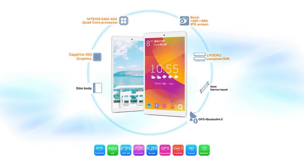 tablets teclast-rendmiento