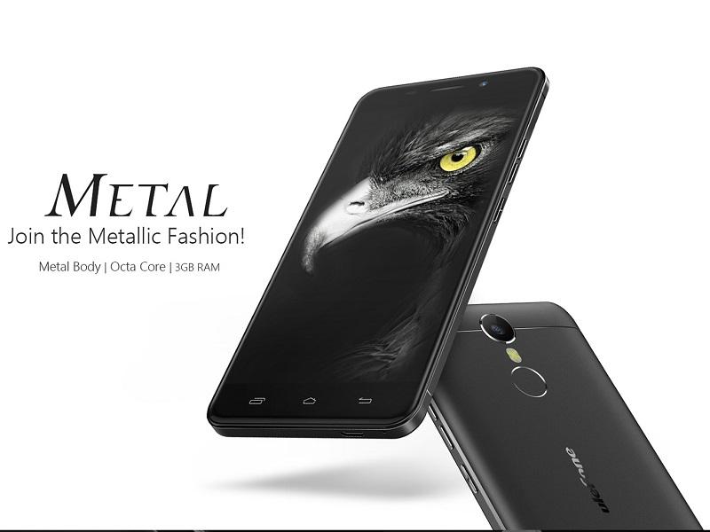 Metal es el último lanzamiento de Ulefone