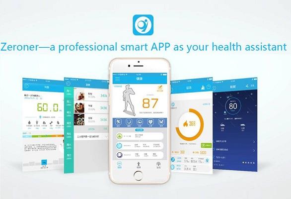 Zeroner App