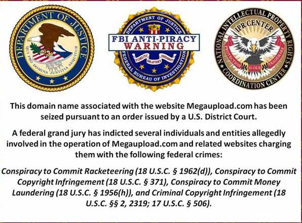 FBI megaupload