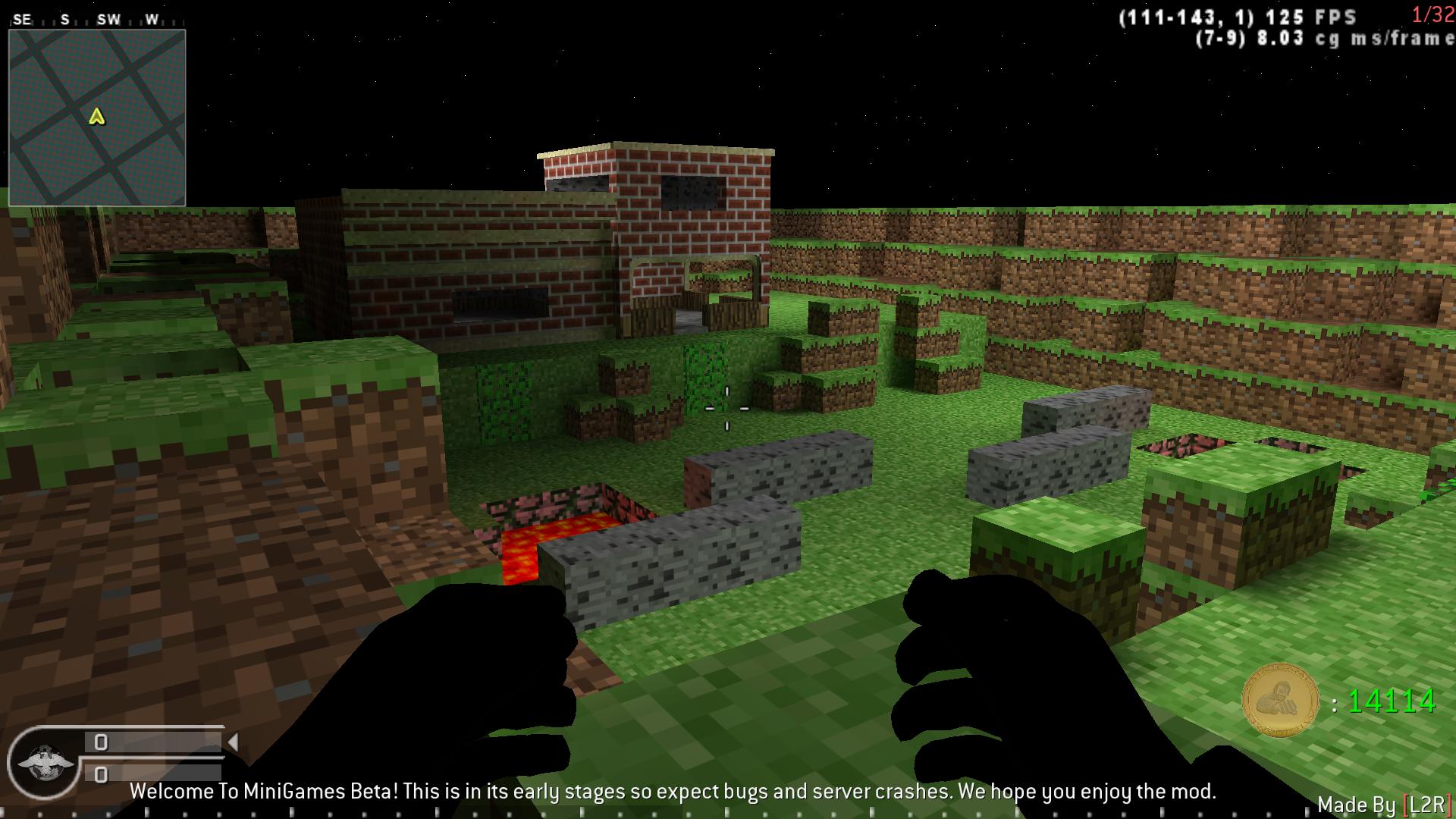 Call of Duty 4 Minecraft