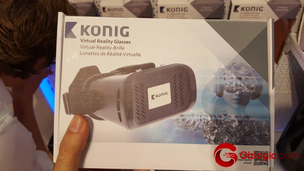 Gafas VR König